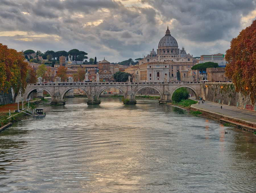 Vatican Afternoon by Des Paroz on 500px.com