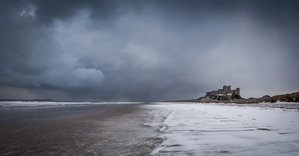 Photograph Ice station Bamburgh by Terry Gibbins on 500px