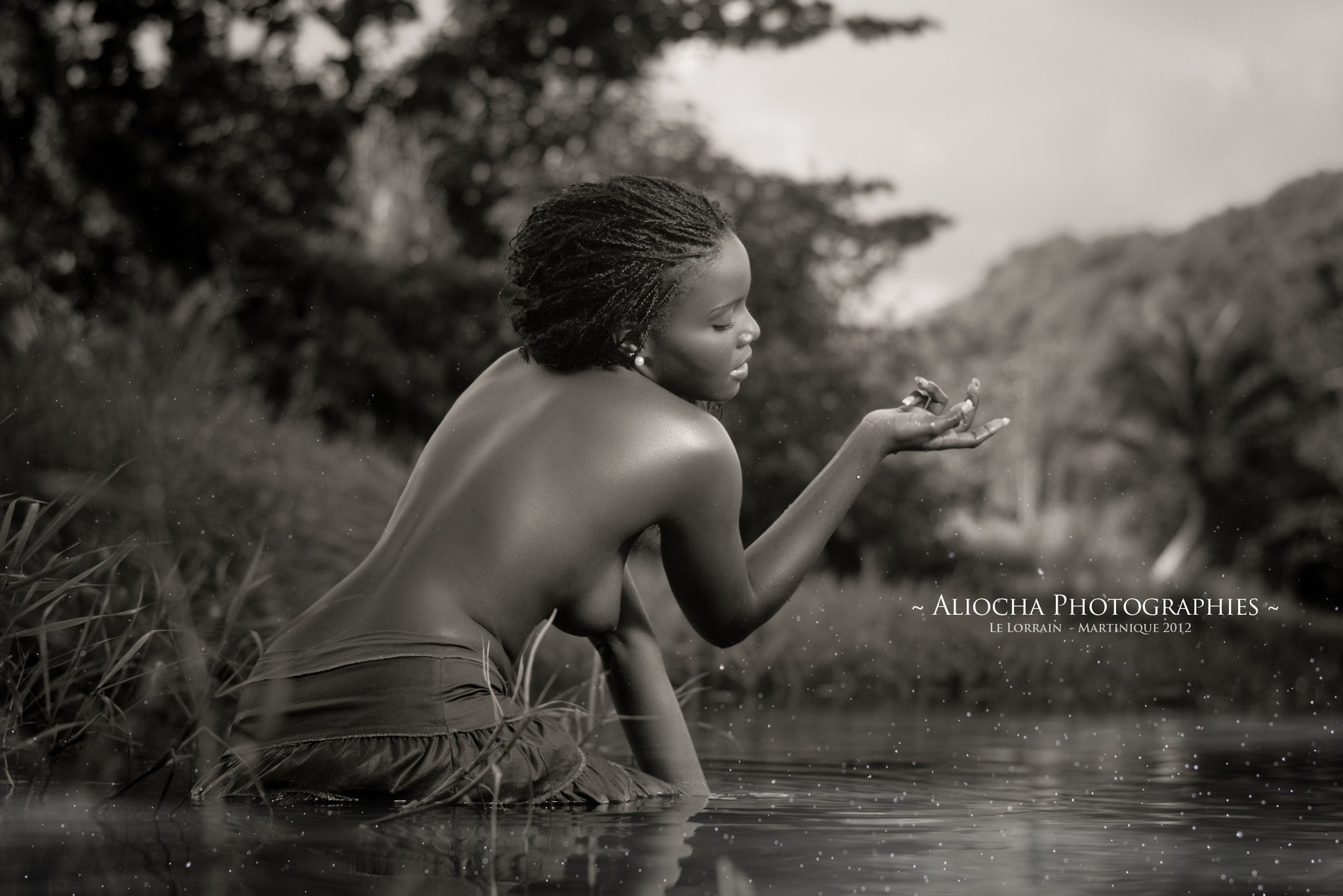 Photograph Sandrine by Aliocha Martinique on 500px