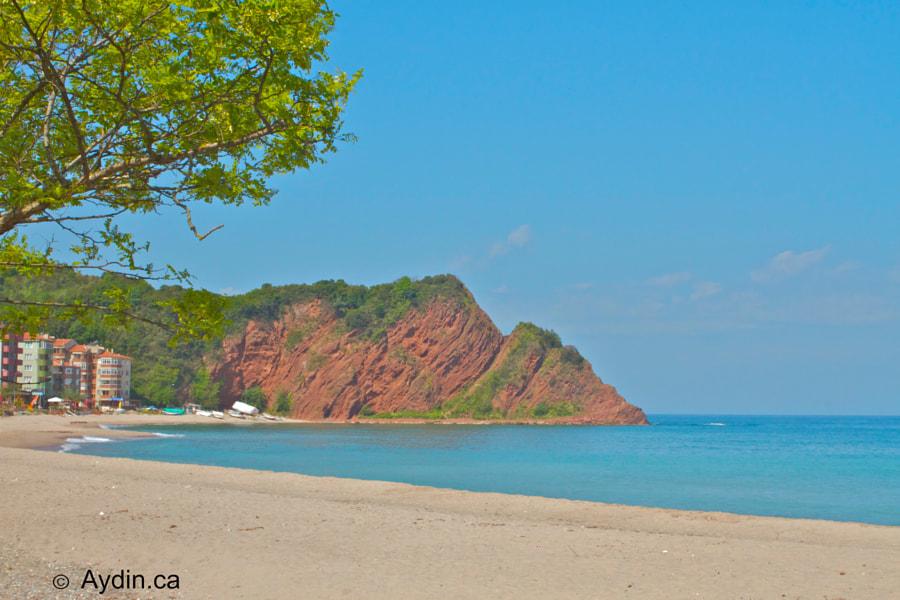 Seaside by Black Sea Cakrazova