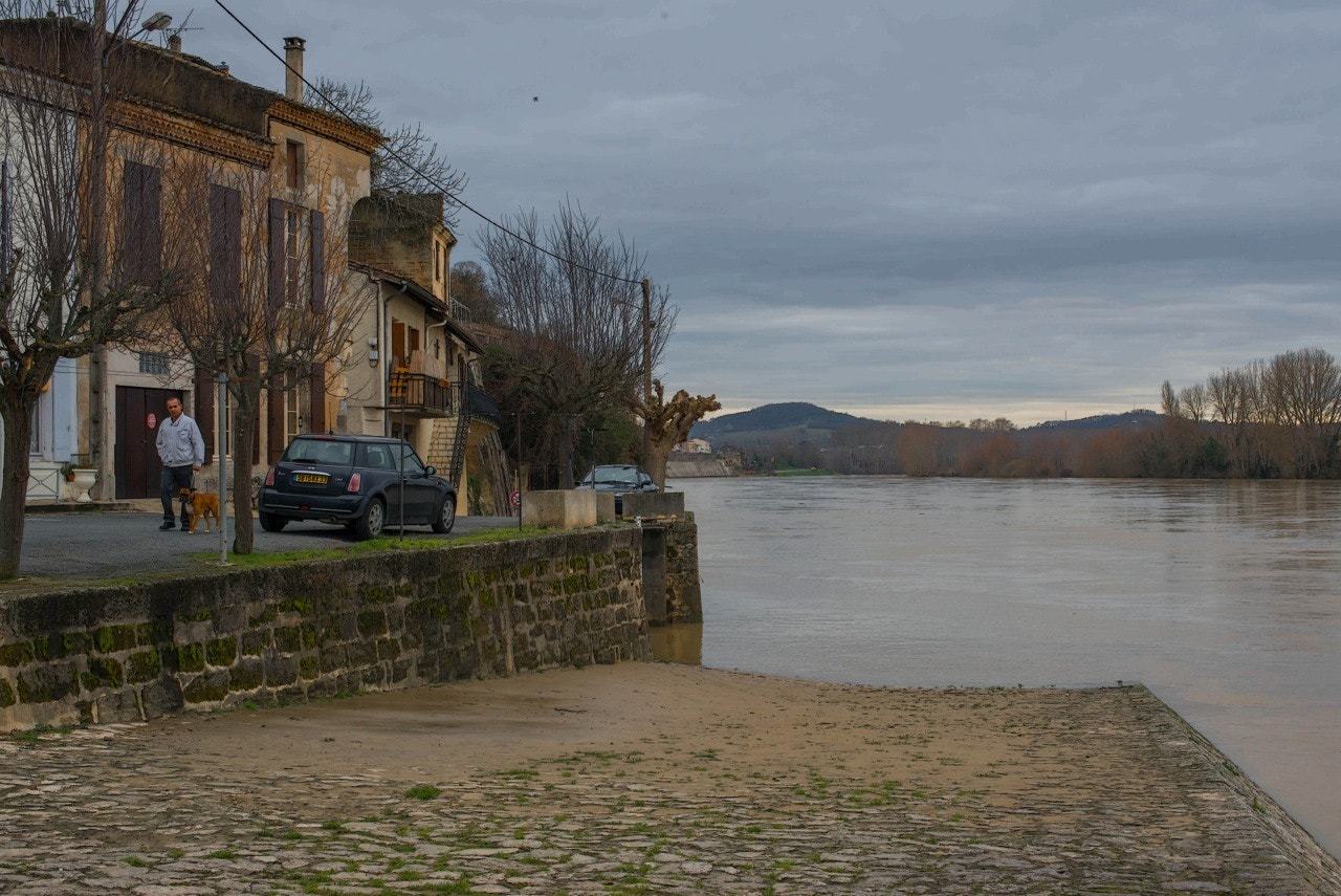 Photograph Inondation à Tonneins by bruno Gaulin on 500px