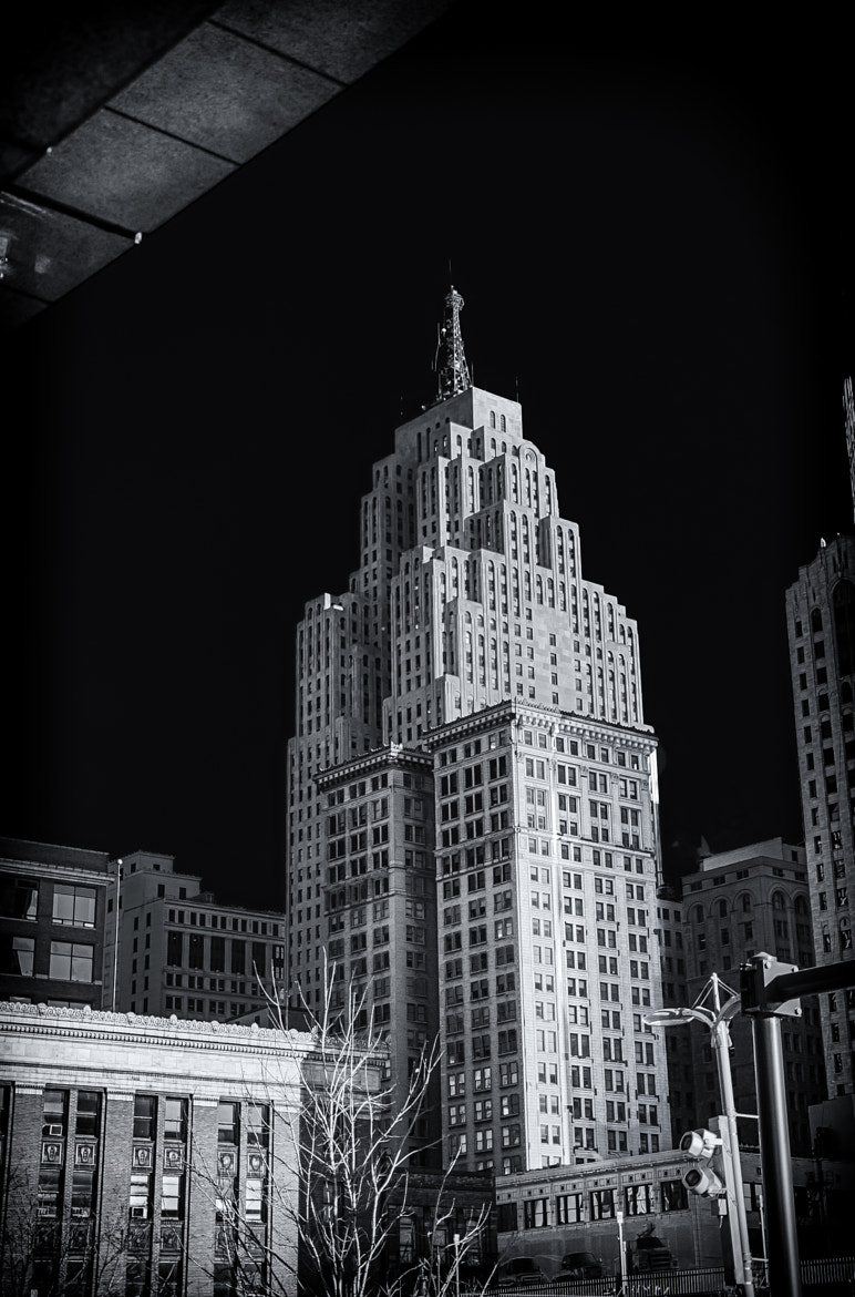 Photograph Penobscot Building by Steven Wosina on 500px