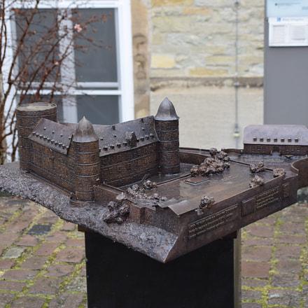 Model - Wewelsburg