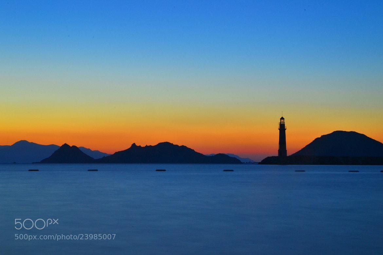 Photograph Lighthouse by Zeynep Ugurdag on 500px