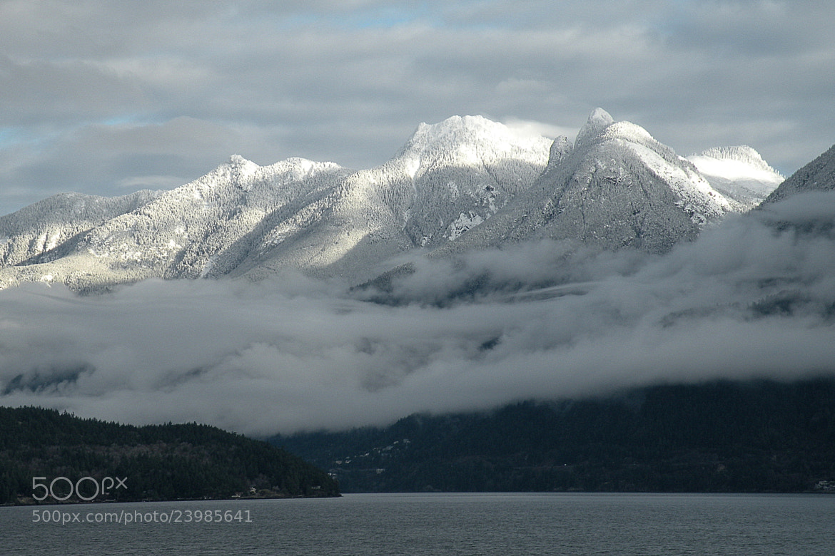 Photograph Coastal BC by Brian Chase on 500px
