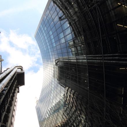 Lloyds Building, Canon EOS 60D, Sigma 8-16mm f/4.5-5.6 DC HSM