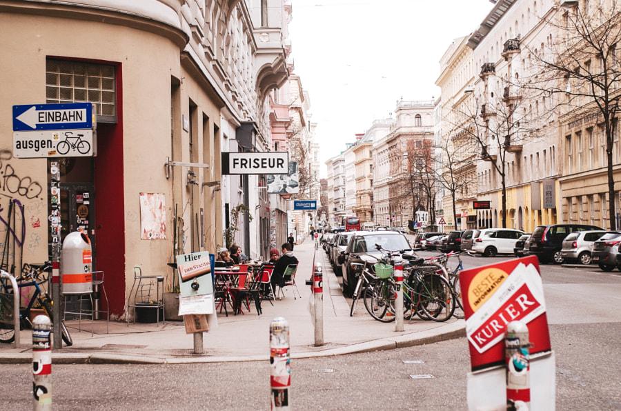 Street-Vienna-Austria