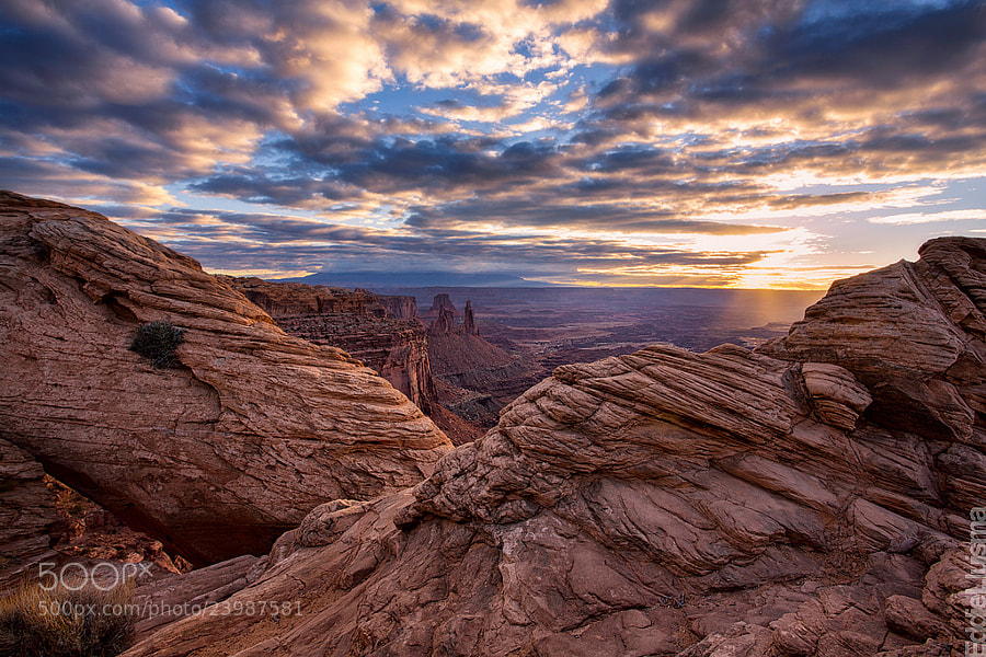 Photograph Canyonlands by Eddie Lluisma on 500px