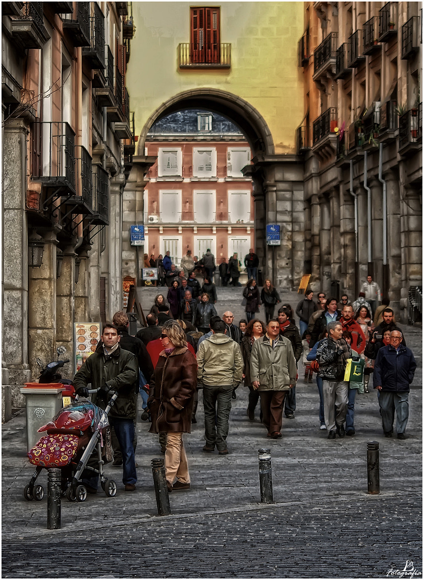 Photograph Walking around Madrid (Spain) XI Series by Manuel Lancha on 500px
