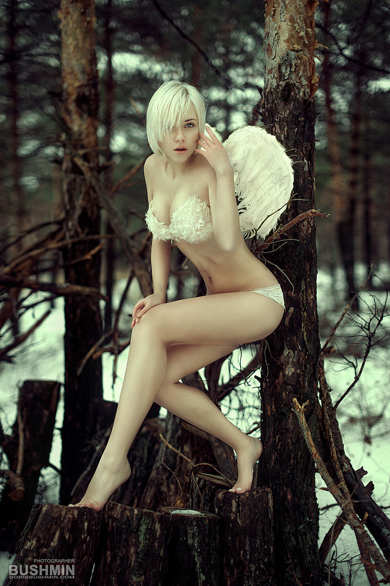 Photograph Forest angel by Boris Bushmin on 500px