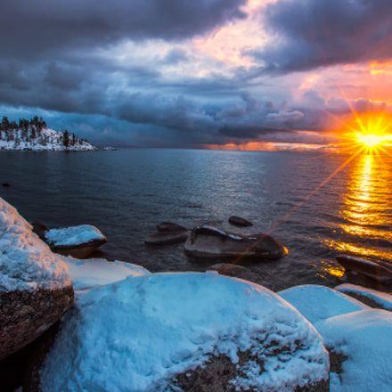 Sunset - Lake Tahoe