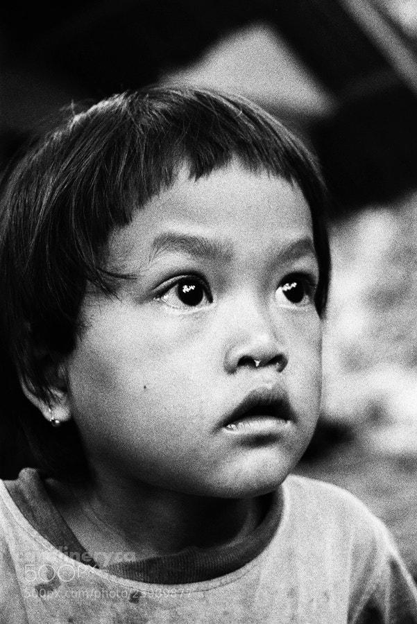 Photograph A Little Sadness by Caroline Ryca on 500px