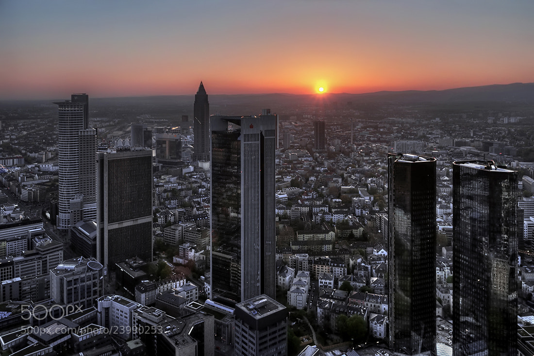 Photograph when the sun goes down by Sascha Krause on 500px