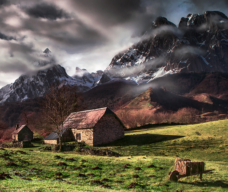 Photograph Pyrenees by Max Rive on 500px