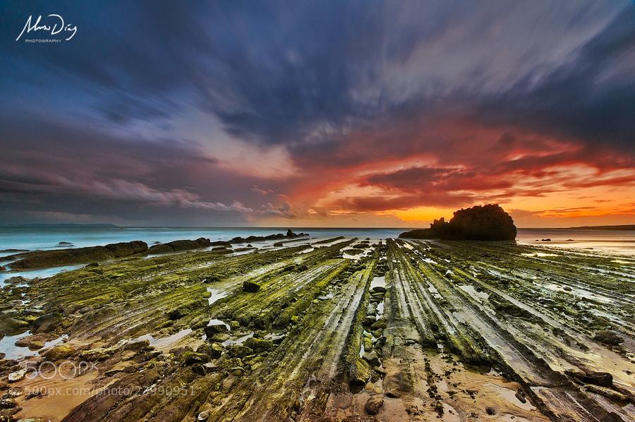 Photograph Background explotion by Alonso Díaz on 500px