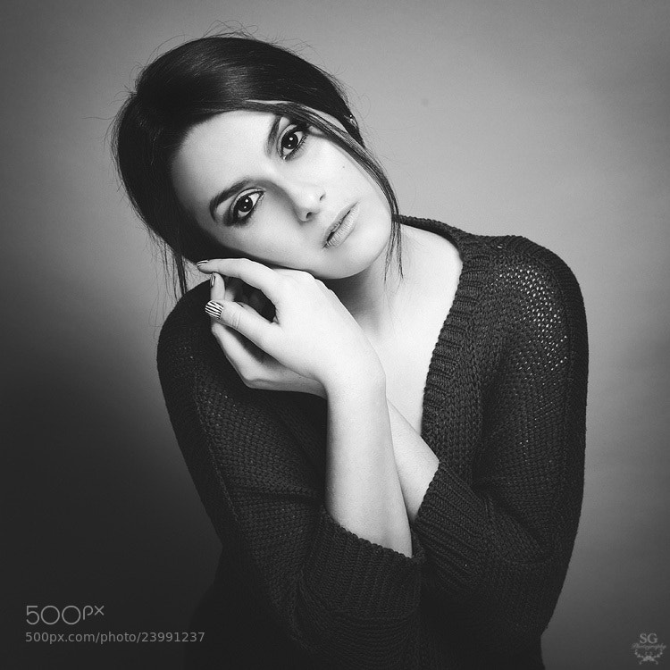 Photograph Natascha II by Sabrina Guthier on 500px