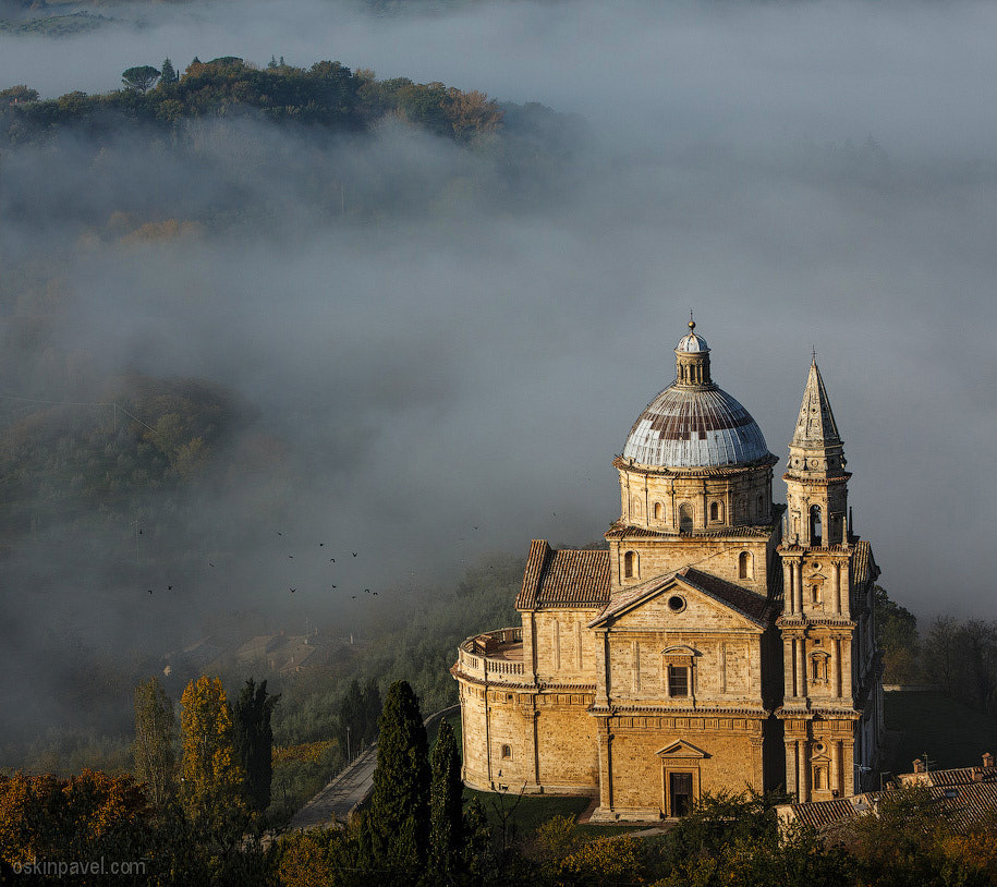 Photograph Chiesa di San Biagio by Pavel Oskin on 500px