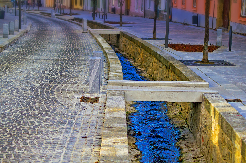 Photograph Street Stream by Edvard - Badri Storman on 500px