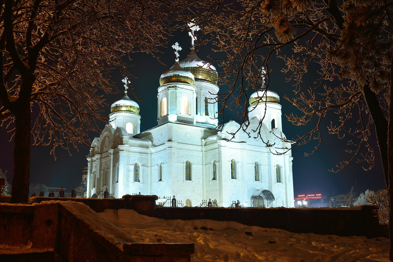 Photograph Spasskyi Cathedral by Alex Zababurin on 500px