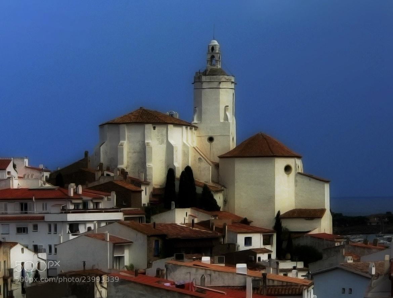 Photograph Santa María de Cadaqués by kiminur lurra on 500px