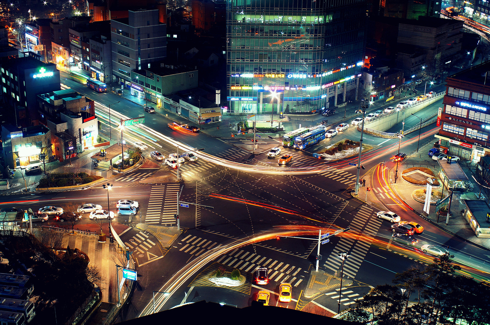 Photograph crossroad by 300won on 500px