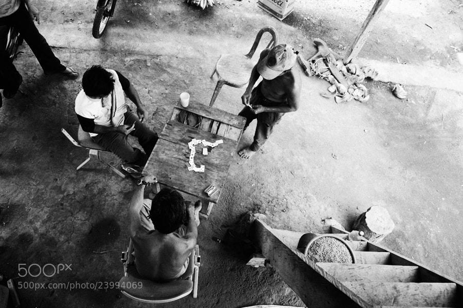 Photograph Always Domino by Caroline Ryca on 500px