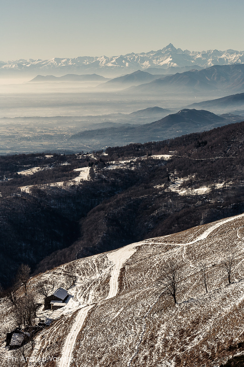 Photograph Monviso from Cima Bossola by Andrea Varetto on 500px