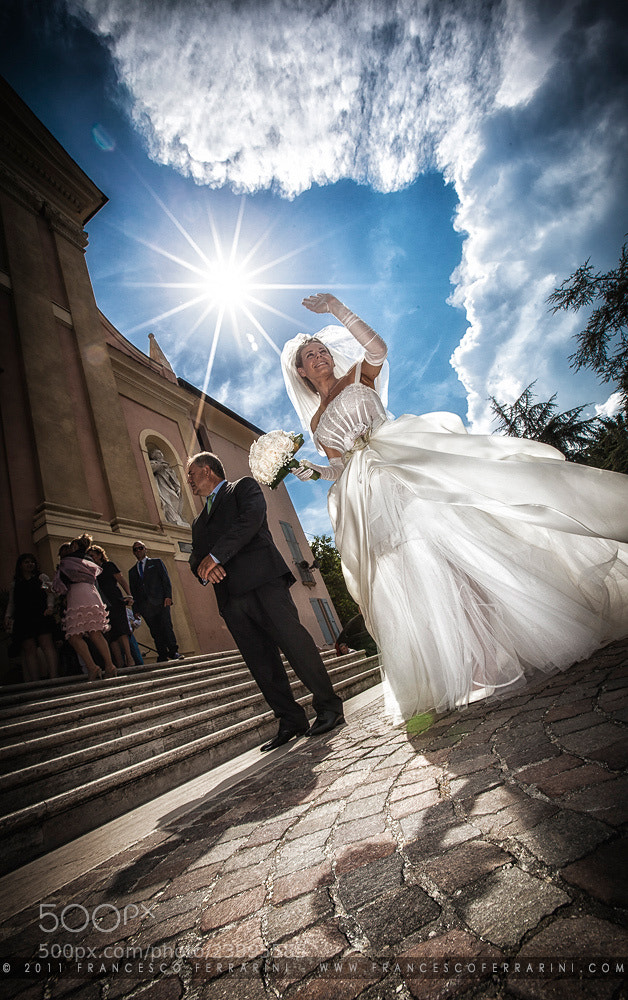 Photograph Sunny greeting by Francesco Ferrarini on 500px