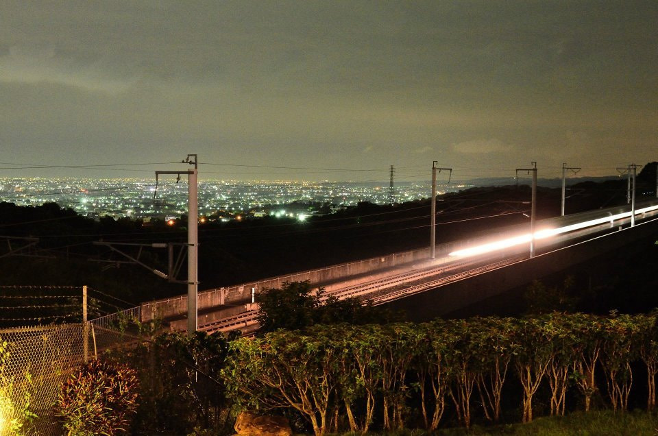 Photograph The Railway Driven to Galaxy by 敬昕 涂 on 500px