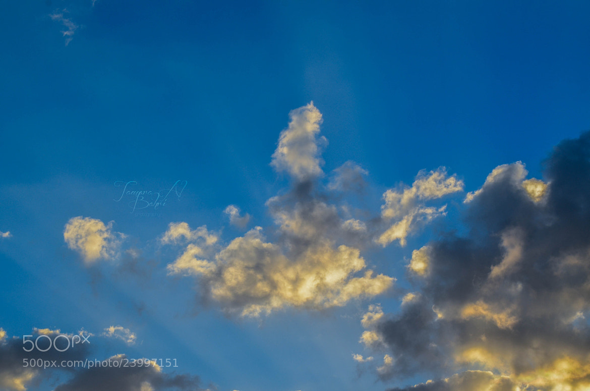 Photograph Mighty Clouds by Tamara Al Bahri on 500px