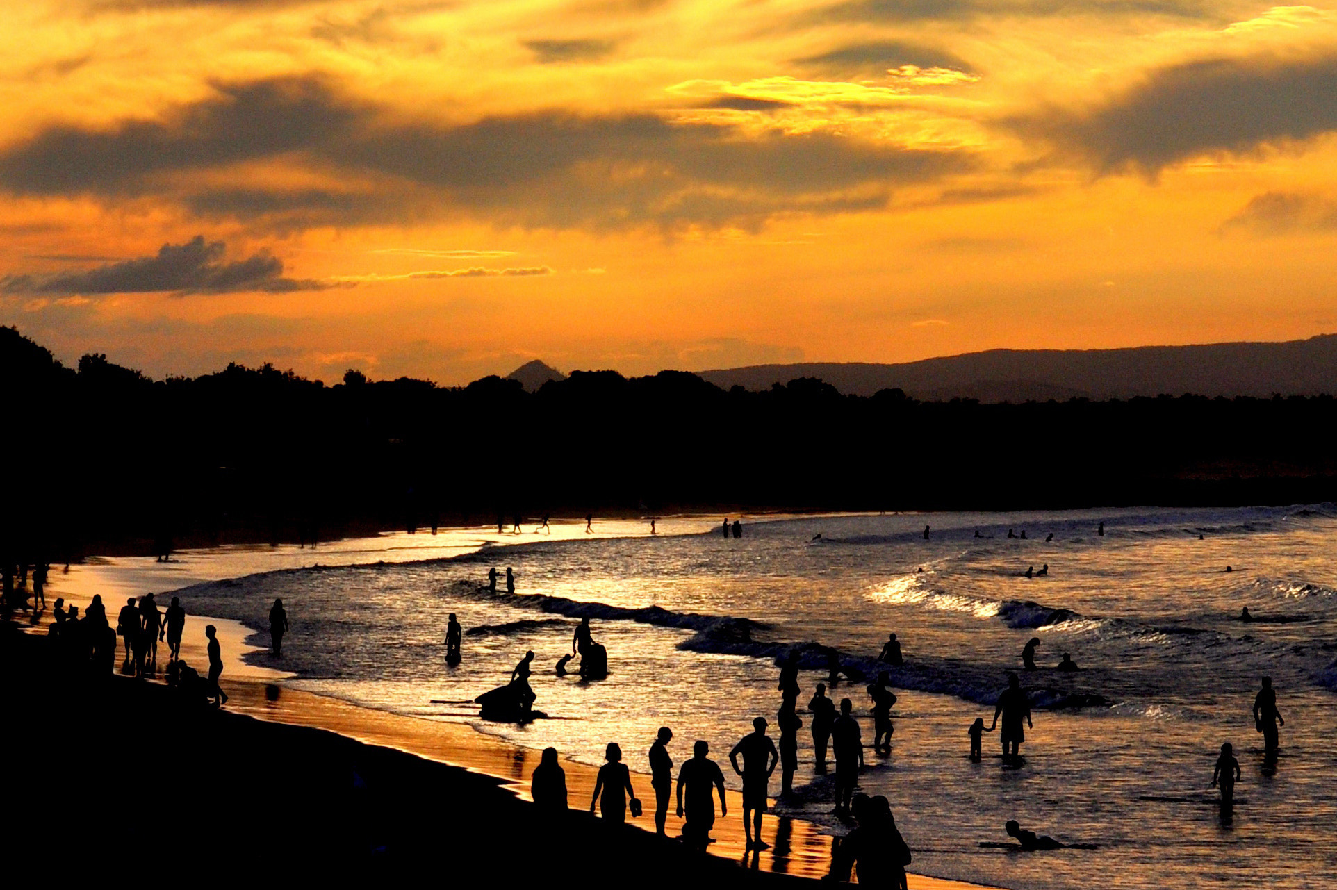 Photograph Noosa Sunset by Frankie Fotografie on 500px