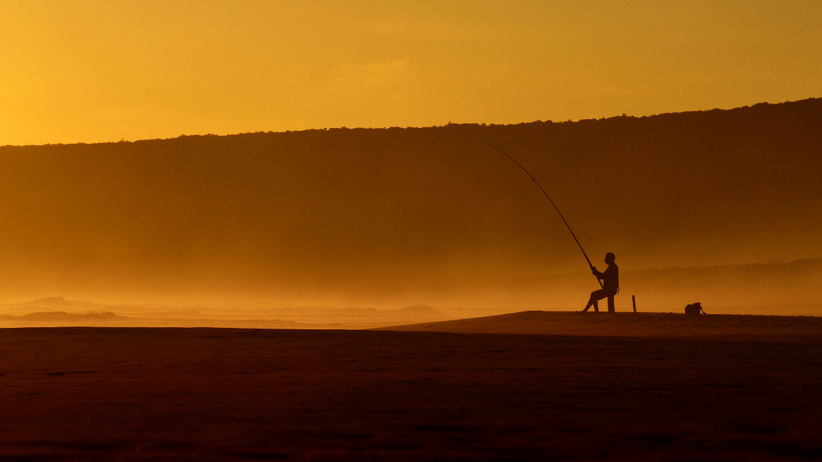 Photograph The Fisherman by Nadine Swart on 500px
