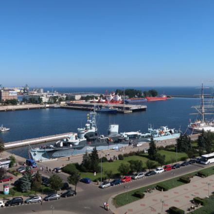 Skwer Kościuszki w Gdyni - Polska
