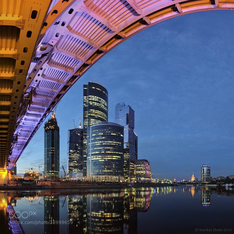 Photograph City by Denis Sorokin on 500px