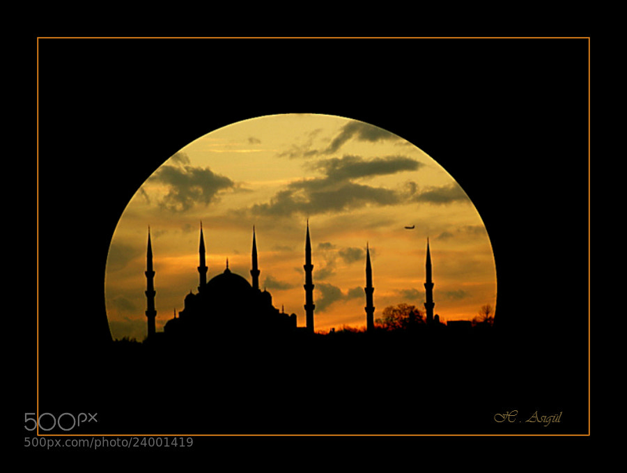 Photograph Sultanahmet (Blue Mosque) by Haydar AŞIGÜL on 500px
