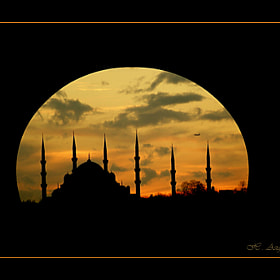 Sultanahmet (Blue Mosque) by Haydar AŞIGÜL (hazo)) on 500px.com
