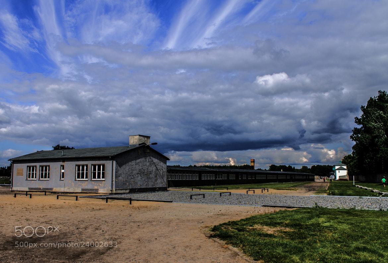 Photograph Sachsenhausen concentration camp II by Borja Sáez on 500px