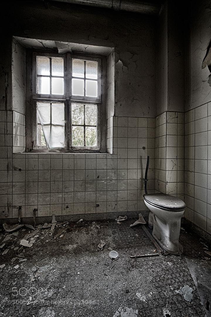 The Toilet.