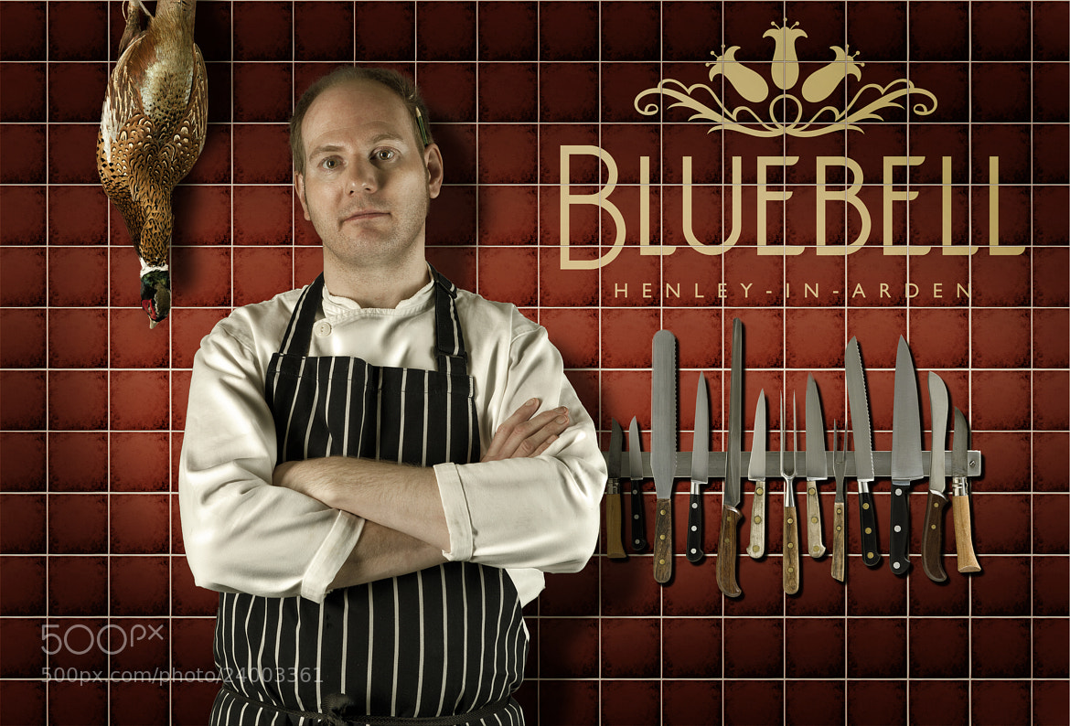 Photograph Head Chef by Neil Harsant on 500px