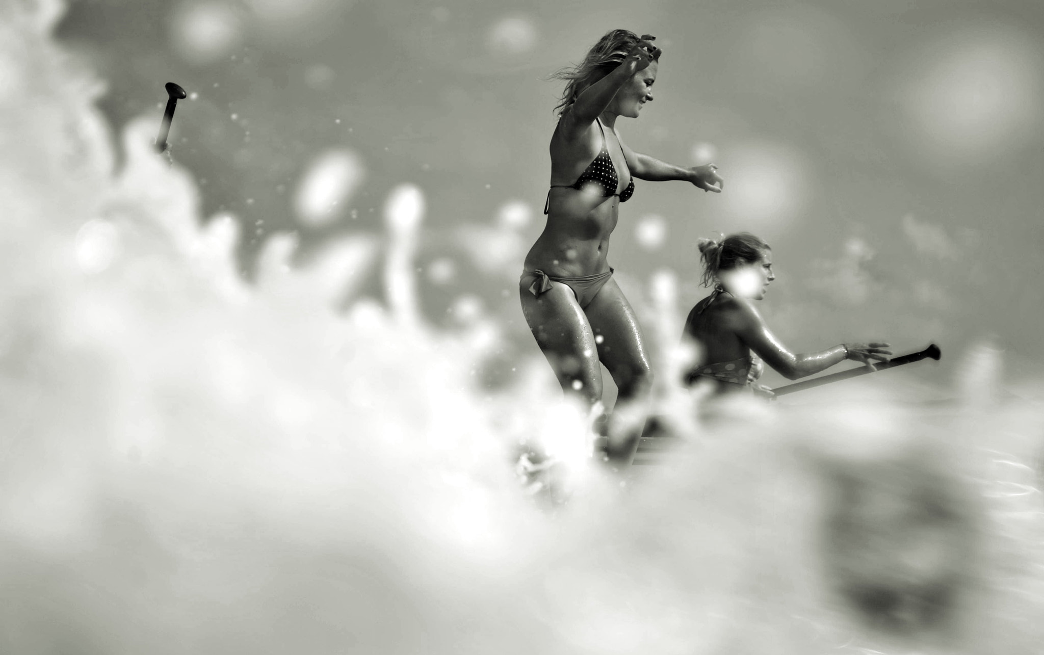 Photograph Walking on the wave by Matt Cardinal on 500px