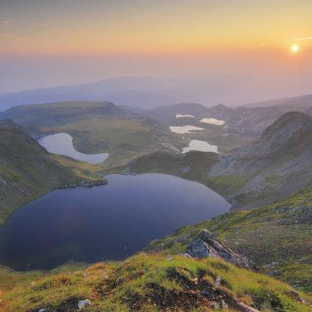Seven Rila lakes(Bulgaria)
