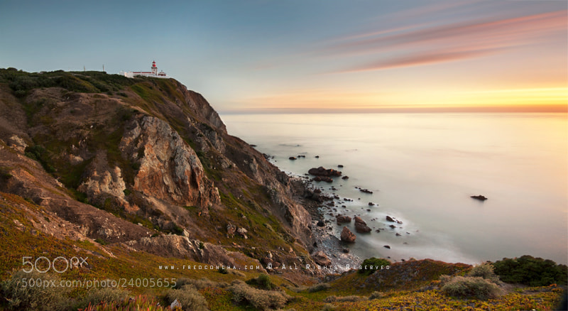 Photograph where the land ends and the sea begins... by Fred Concha on 500px