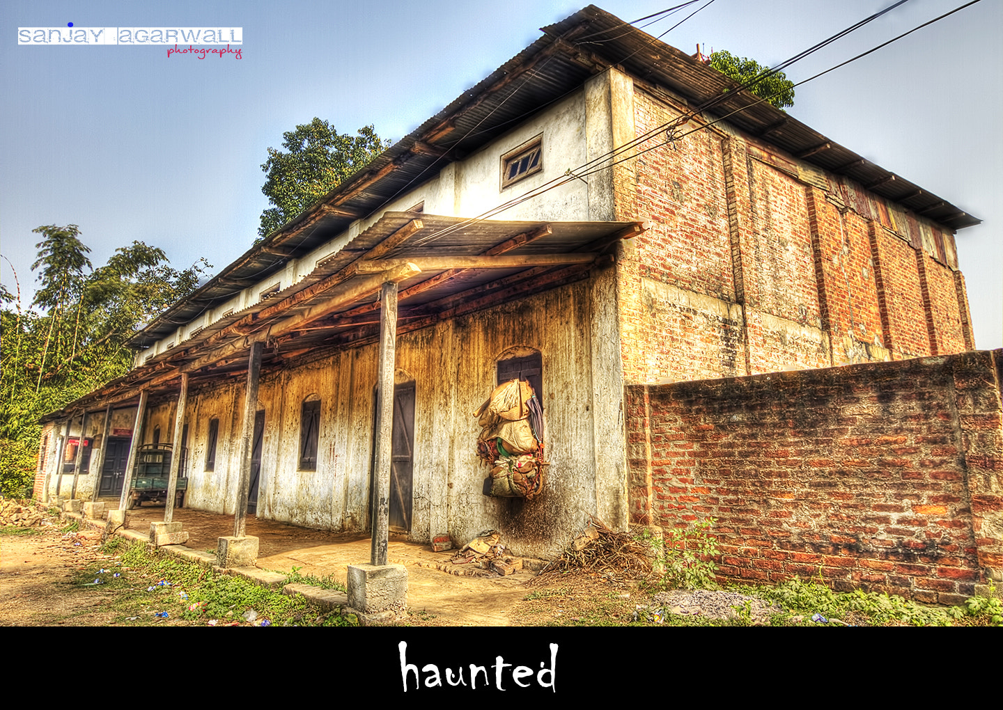 Photograph HAUNTED ..... !! by Sanjay Agarwall on 500px