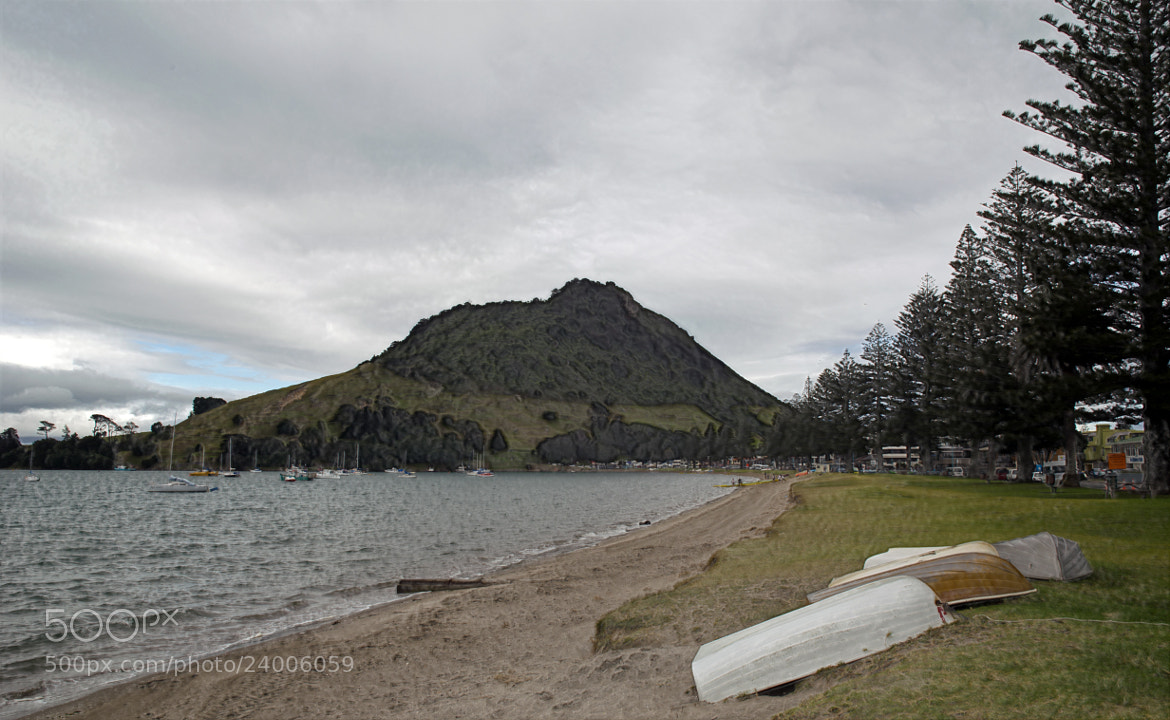 Photograph Mount Maunganui by Peter Field on 500px