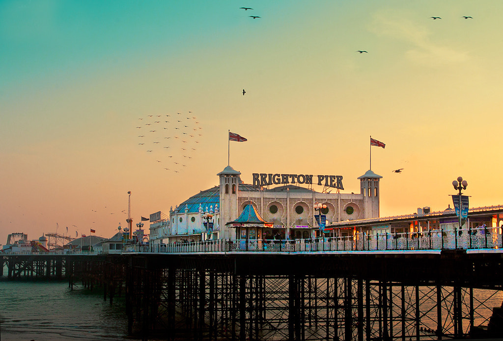 Photograph Brighton by Matteo Scalet on 500px