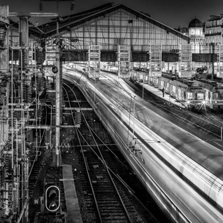Train de Nuit II