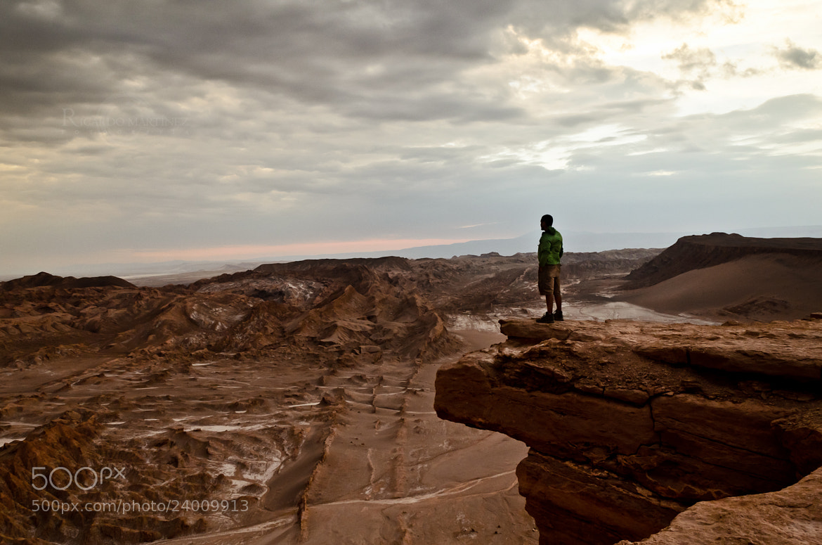 Photograph Man looking South by Ricardo Martinez on 500px