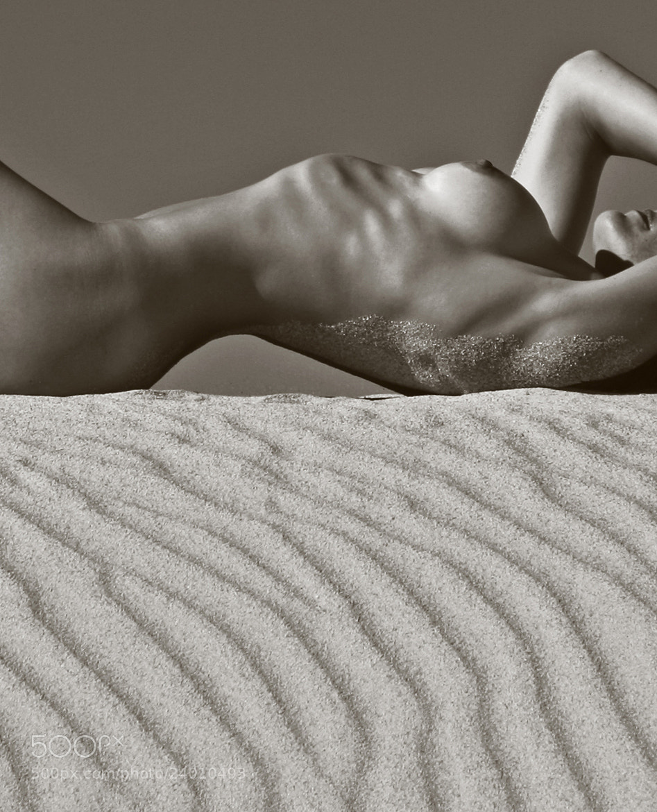 Photograph Dune nude by Waynne M on 500px