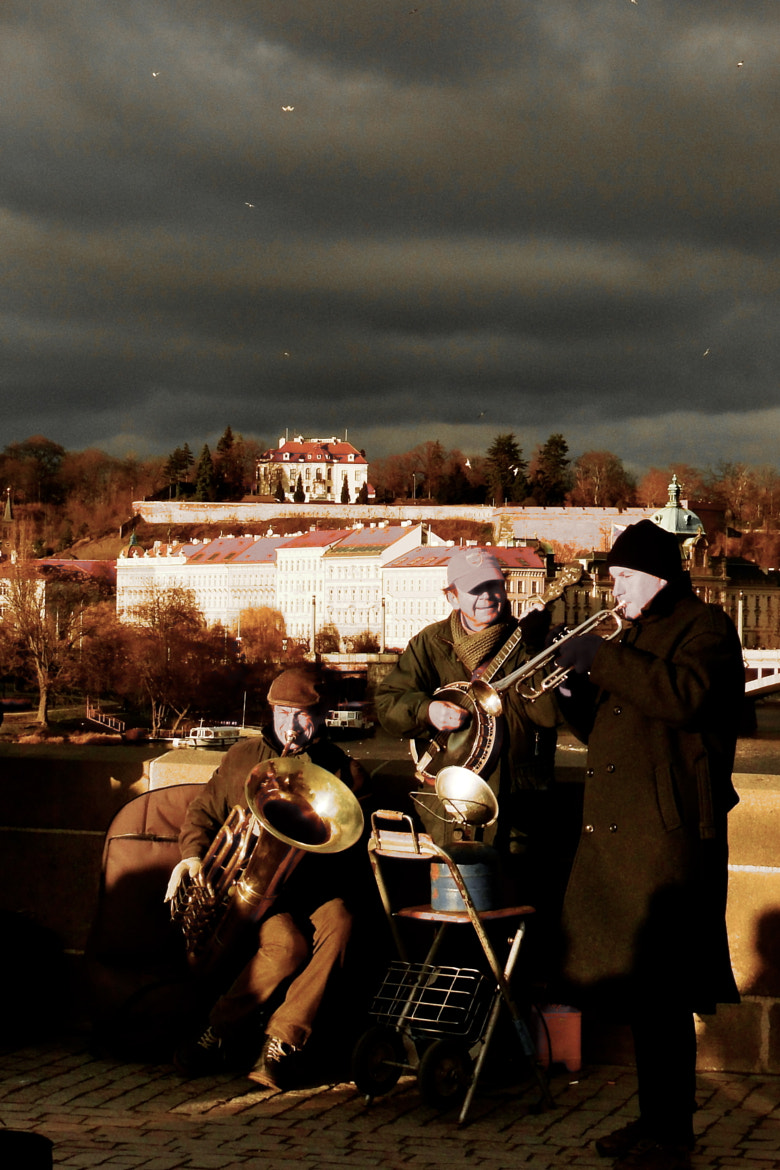 Photograph A New band in Prague by Antonio Mocchetti on 500px