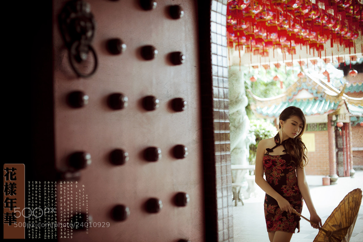 Photograph Cheongsam by gilchrist yeo on 500px